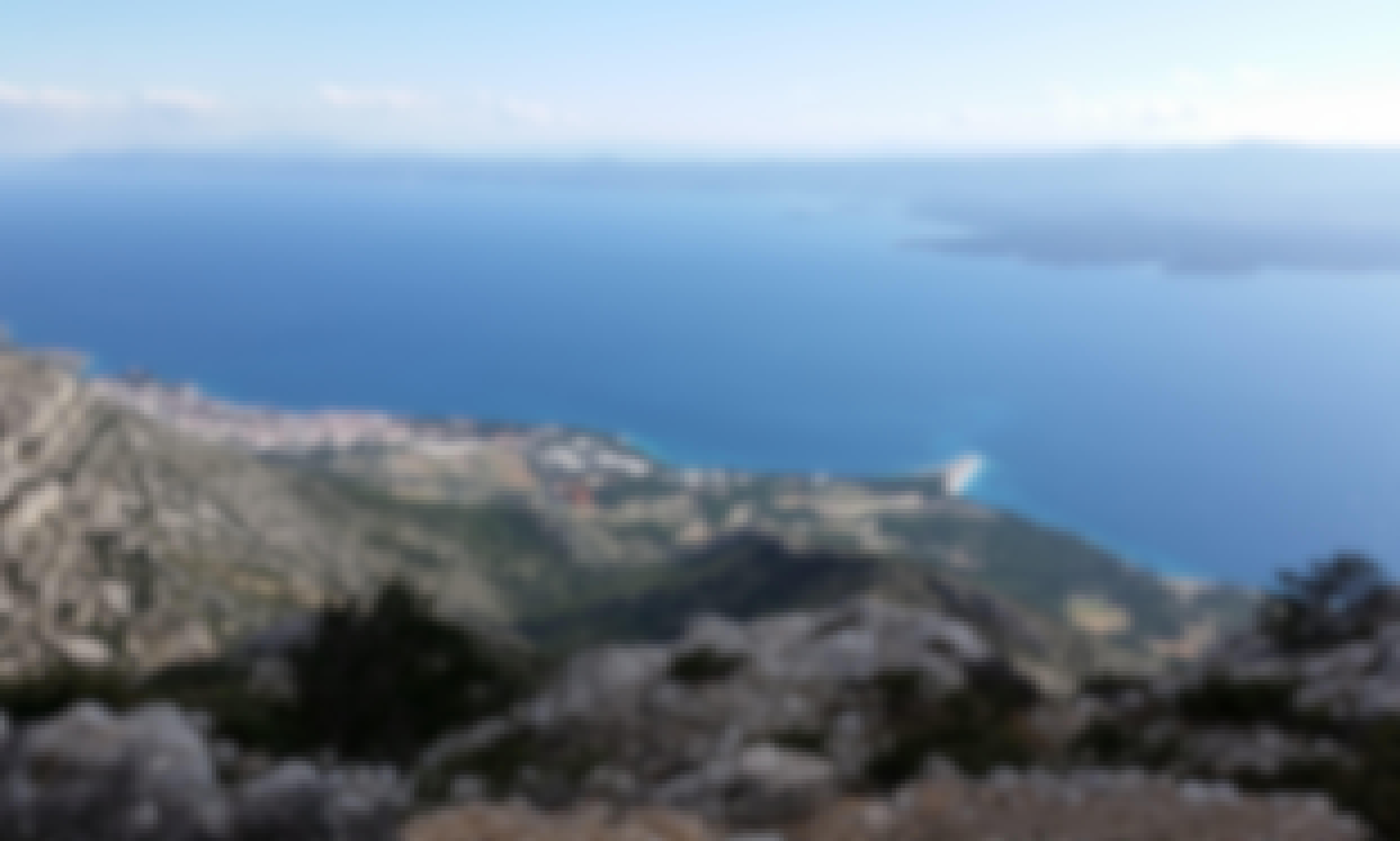 PRIVATE TOUR To BOL (Zlatni rat) & HVAR & PAKLENI ISLANDS from Split