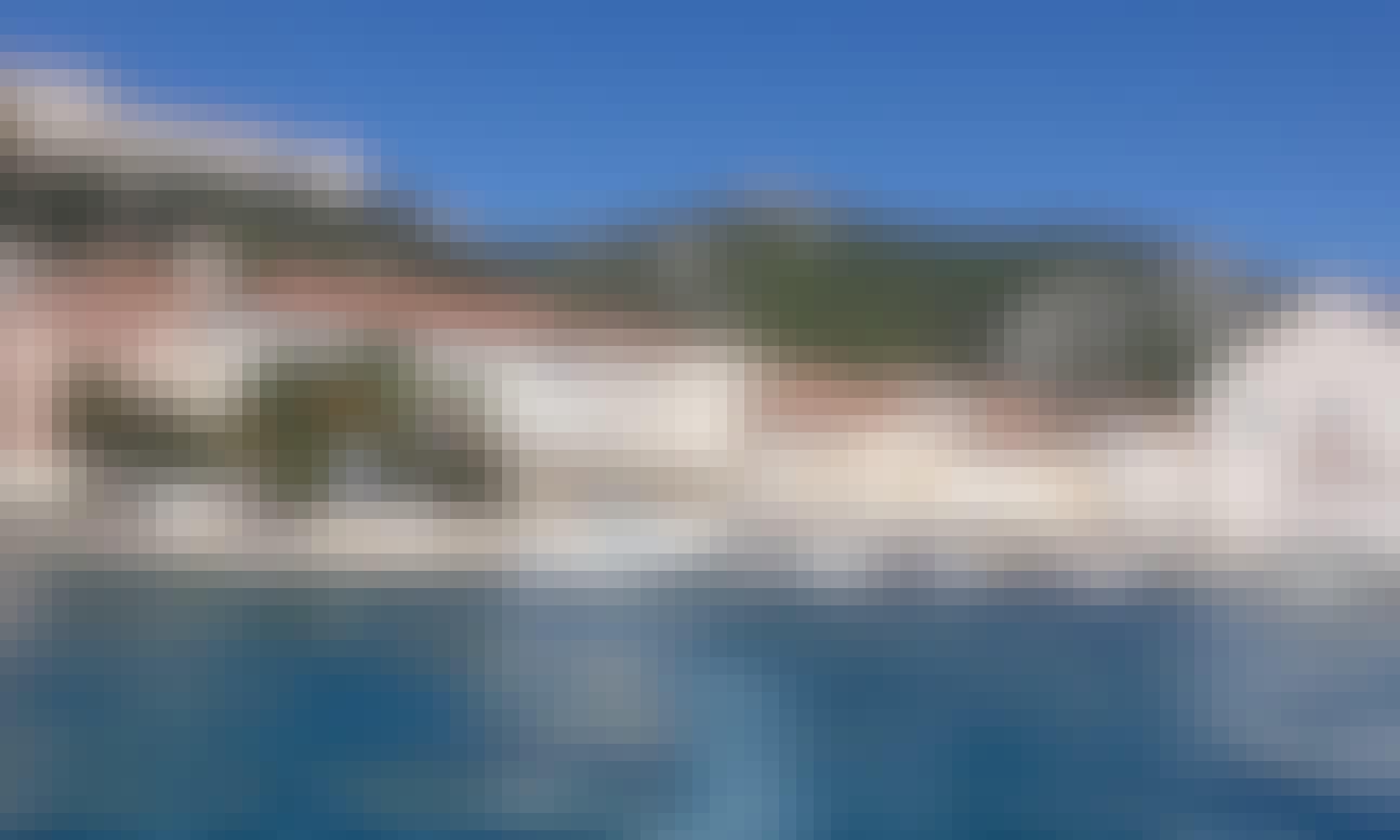 PRIVATE TOUR to town TROGIR & BLUE LAGOON & HVAR & PAKLENI ISLANDS & BRAC ISLAND from Split