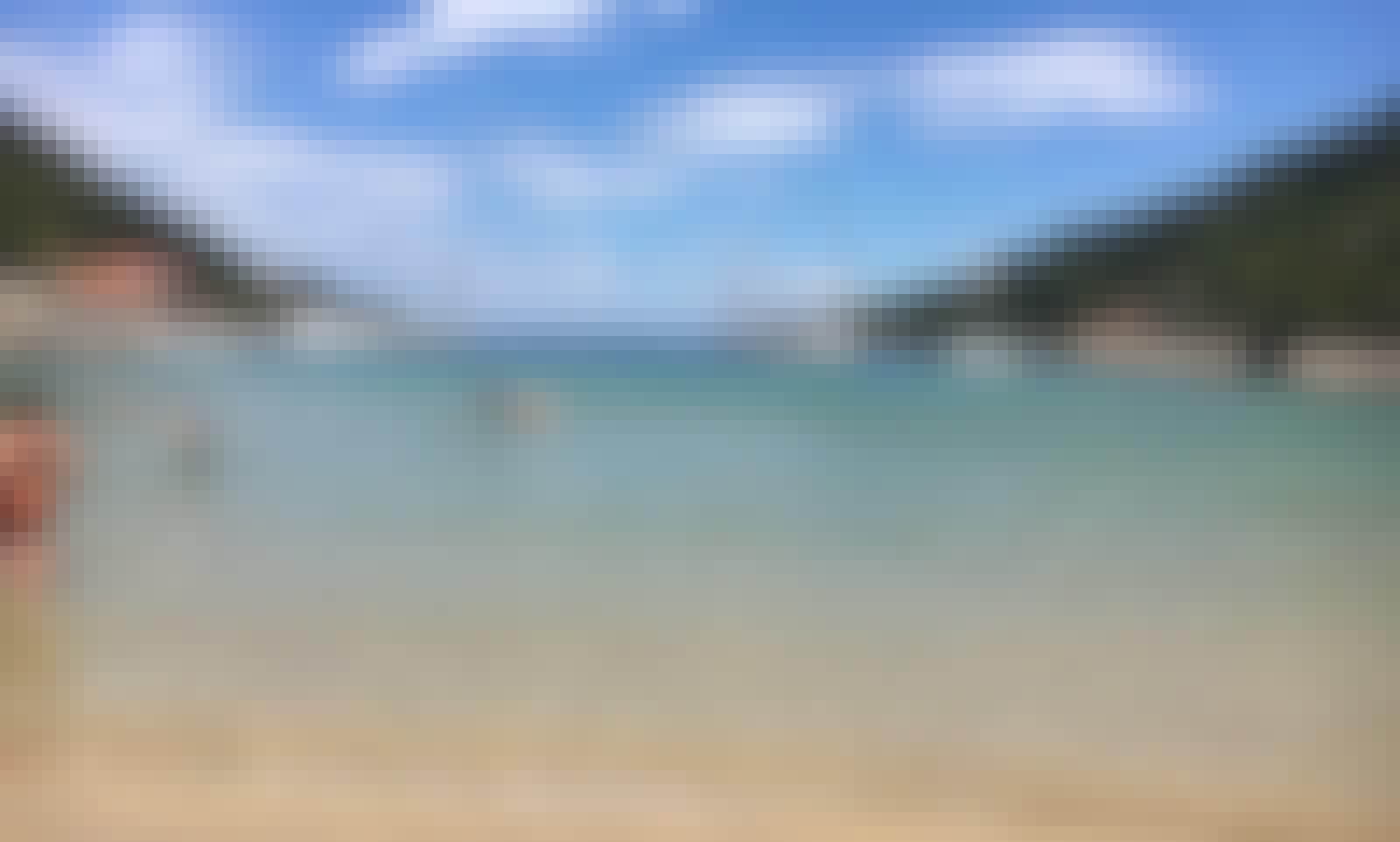 "PRIVATE TOUR to ""Mamma Mia"" Island (Vis Island) from Split"