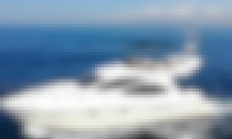Azimut 42 Yacht in Puerto Vallarta
