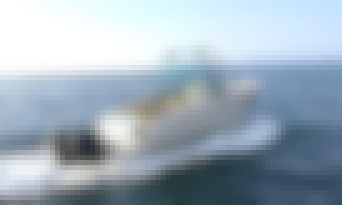 Monterey 26 bowrider Charter in Puerto Vallarta, Mexico