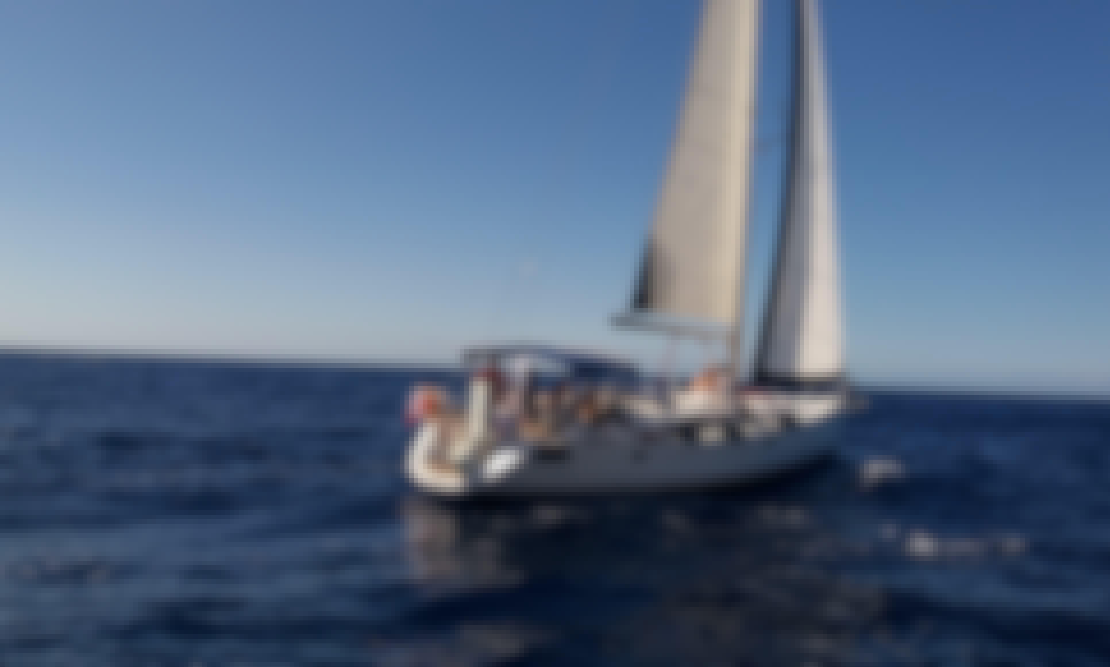 Sailboat in Gran Canaria / Canary Islands