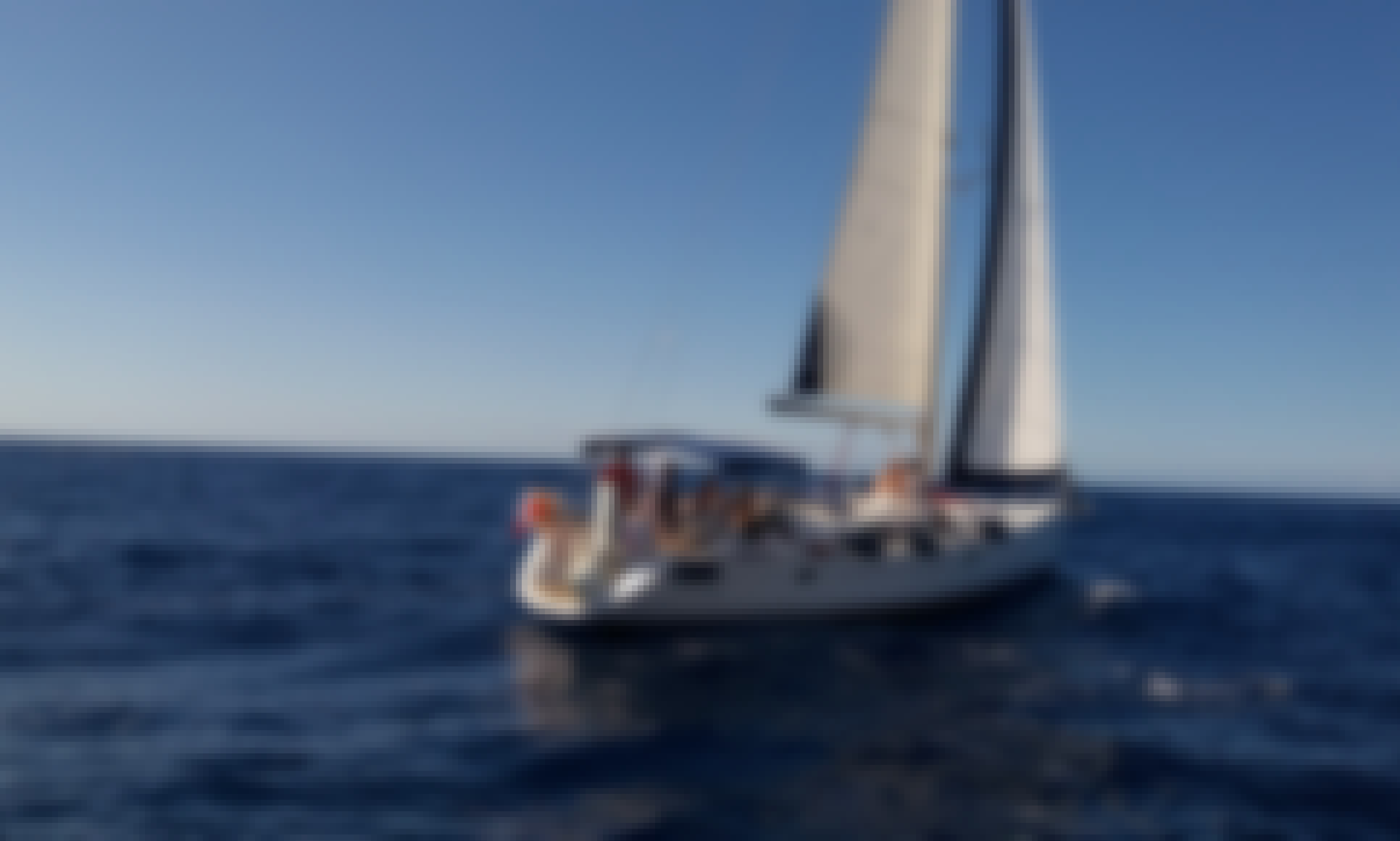 Book a Sailboat in Gran Canaria / Canary Islands