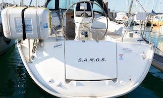 """Charter the 35ft """"Samos"""" Bavaria Cruiser In Rimini, Italy"""