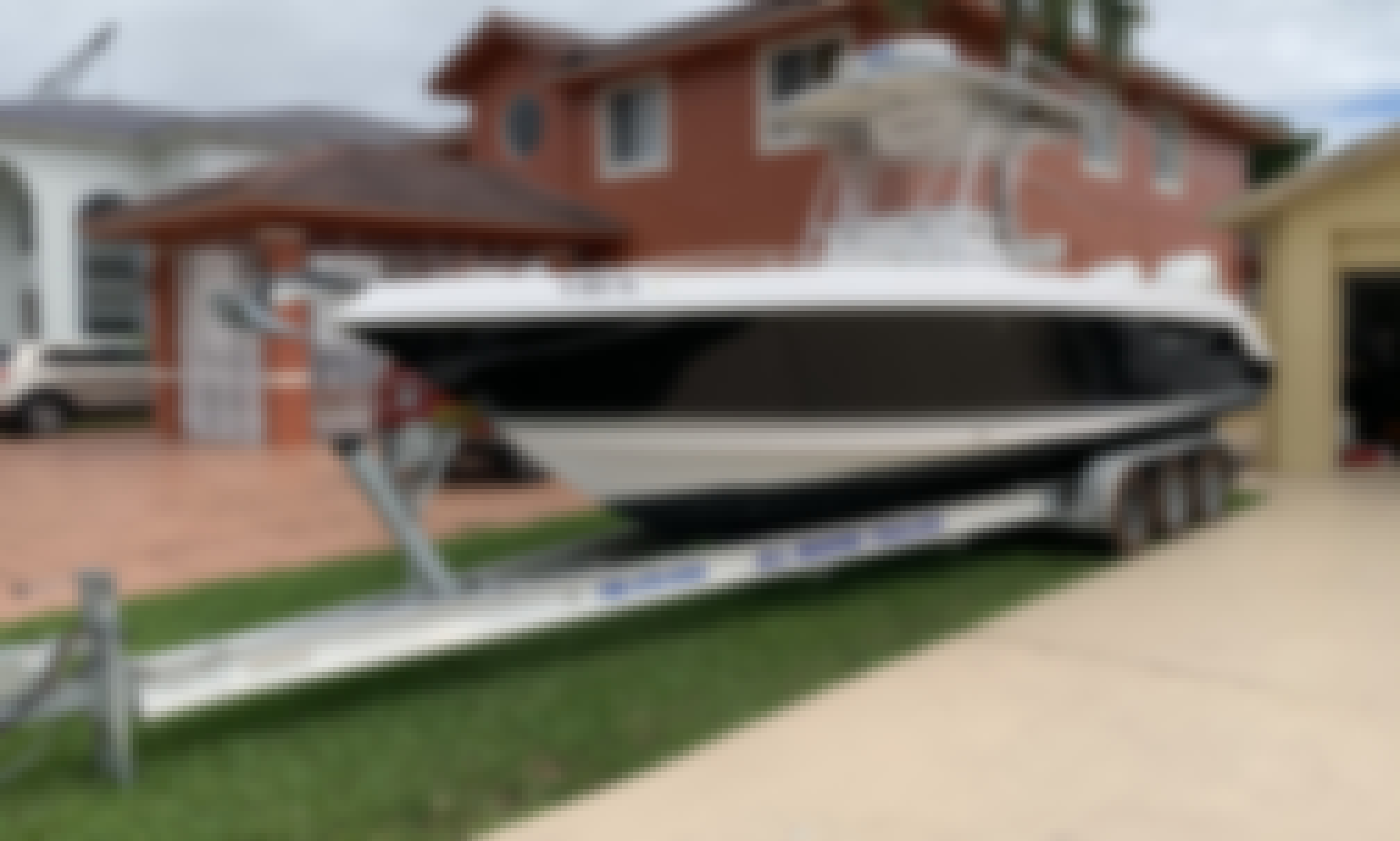 2008 proliner 29 super sport 10 Guests ,Captain include with full day rental