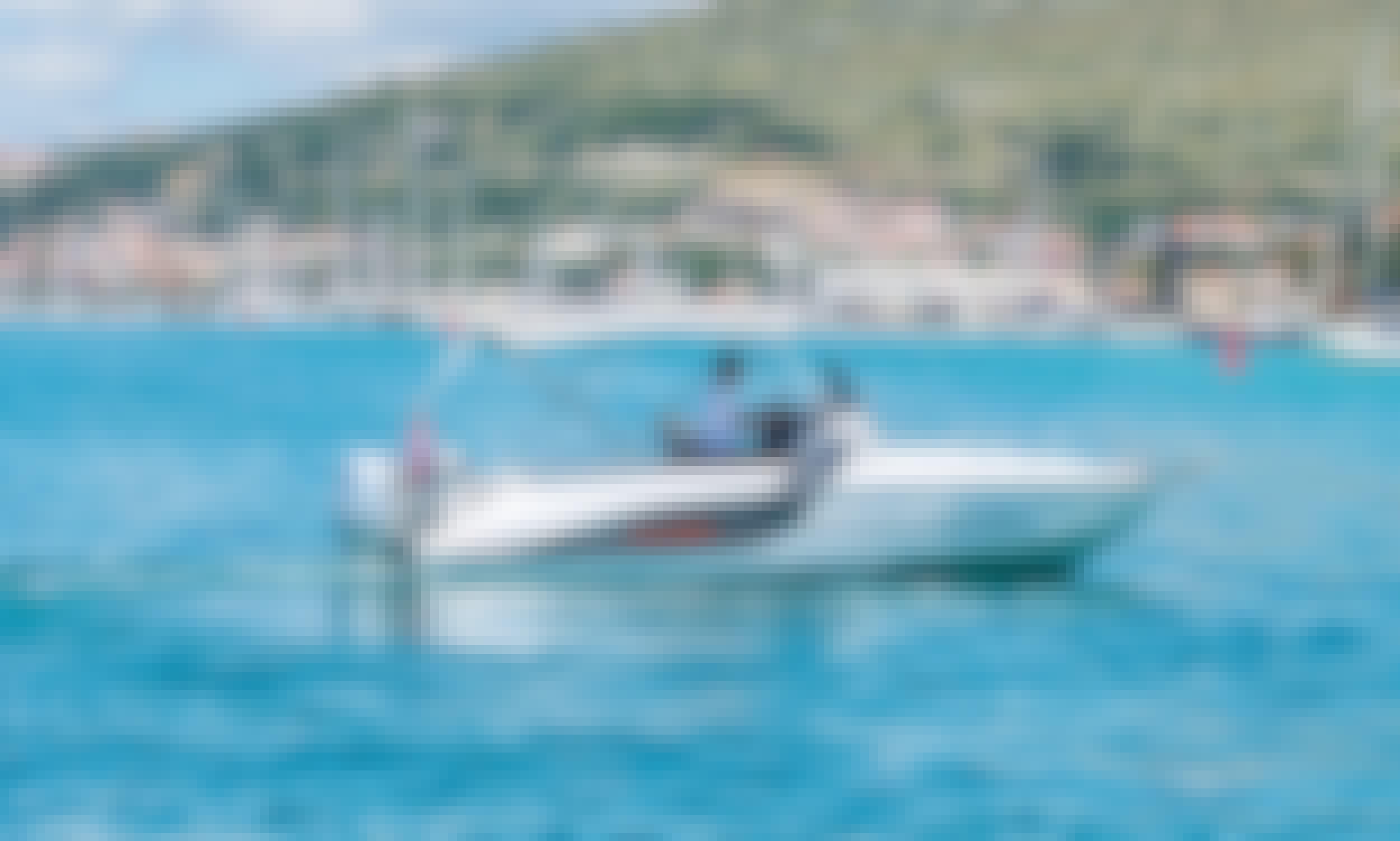 Beneteau Flyer 6.6. Spacedeck boat for rent in Trogir, Croatia