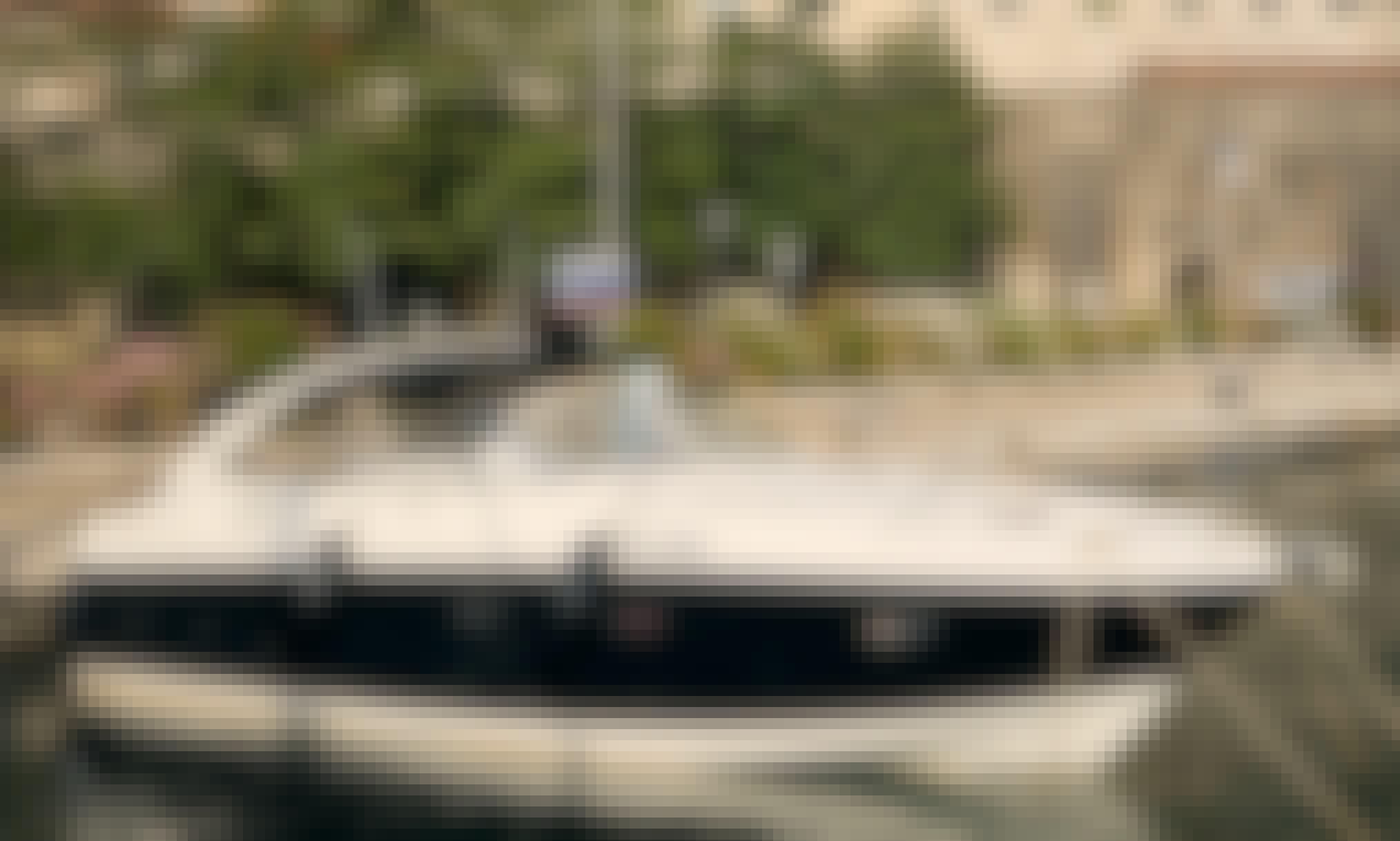 Navigate the Bavaria 37 Sport Speed Boat in Kotor
