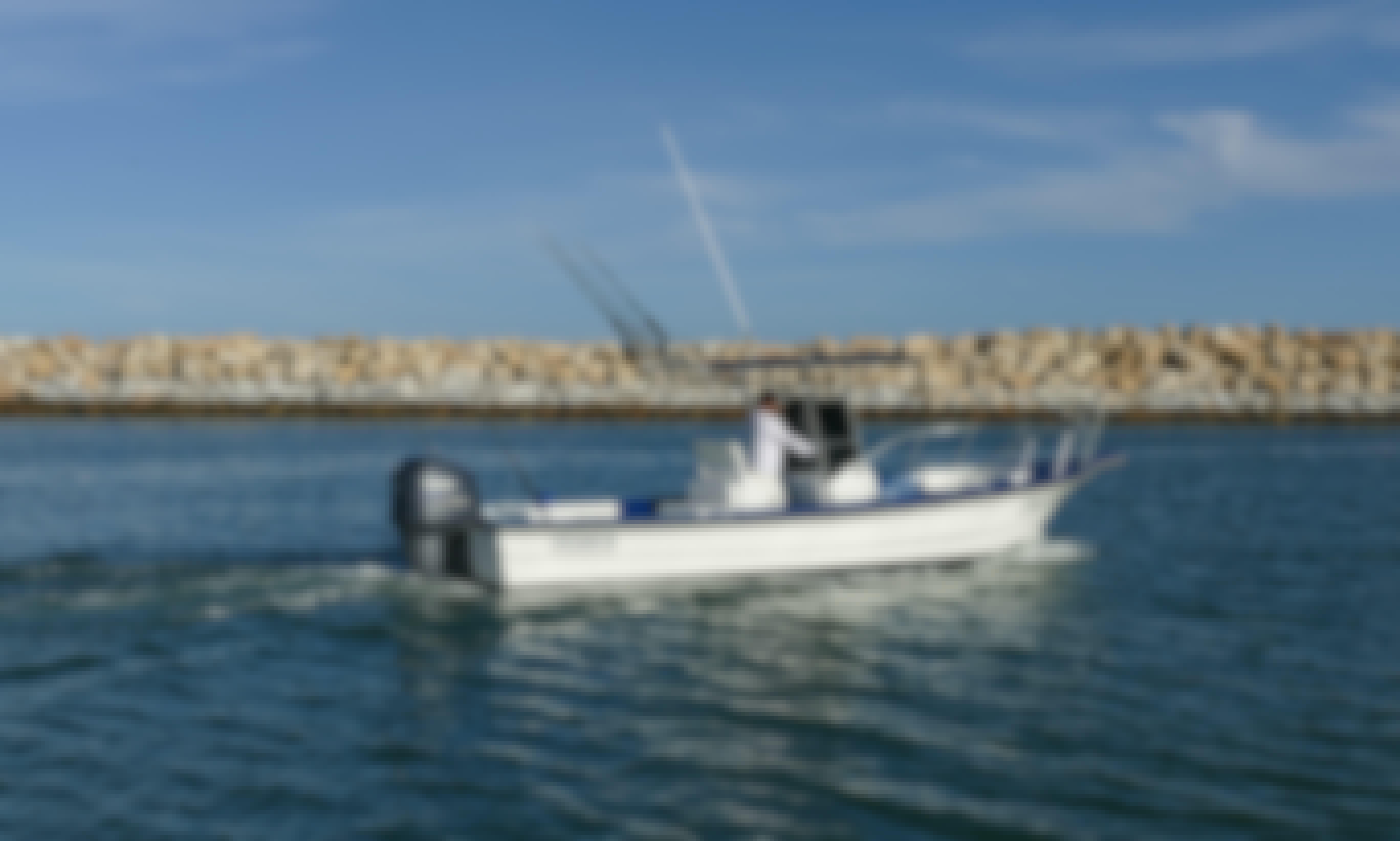 Jaqueline II Sport Fishing San José del Cabo