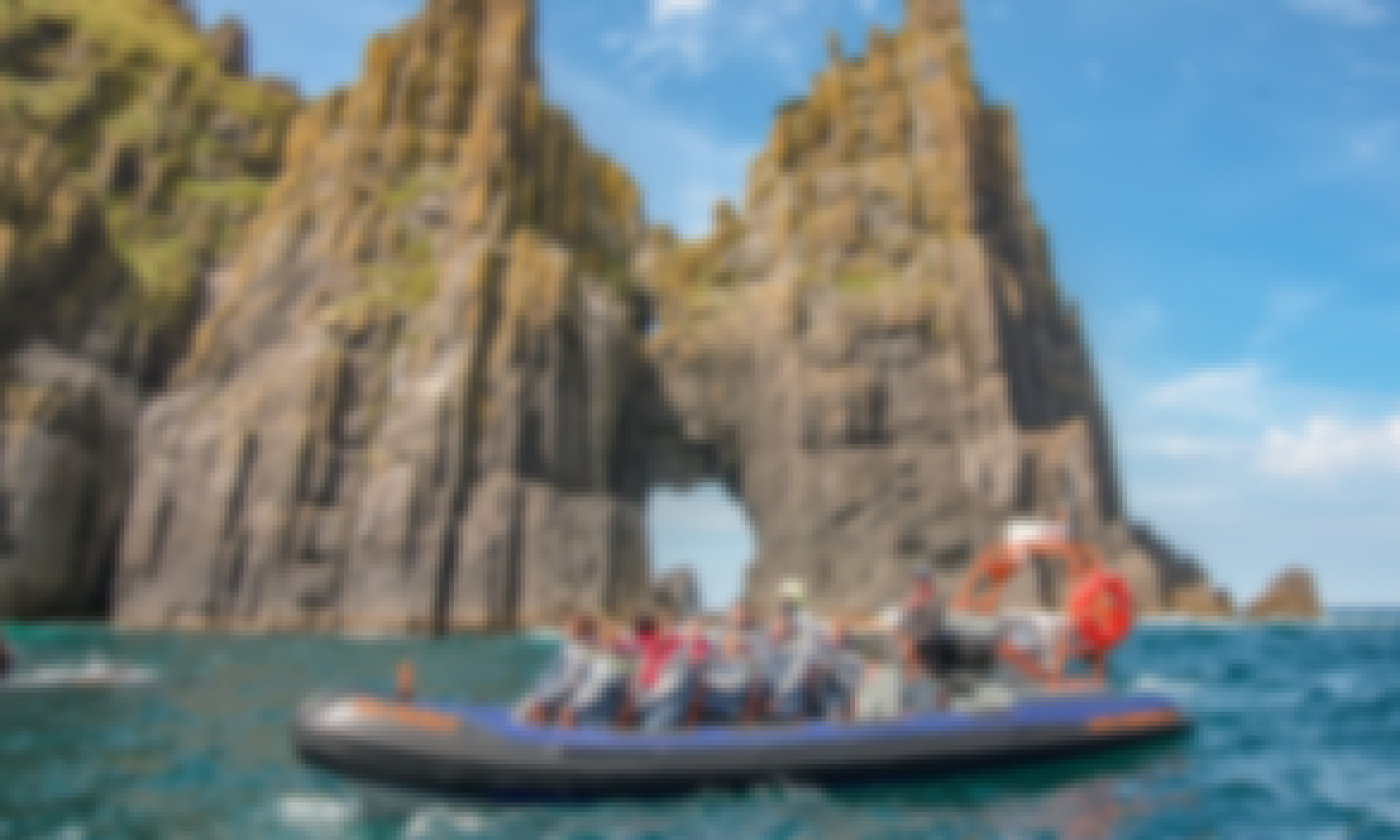 Unique RIB Experience in Dingle Peninsula and the Great Blasket Islands