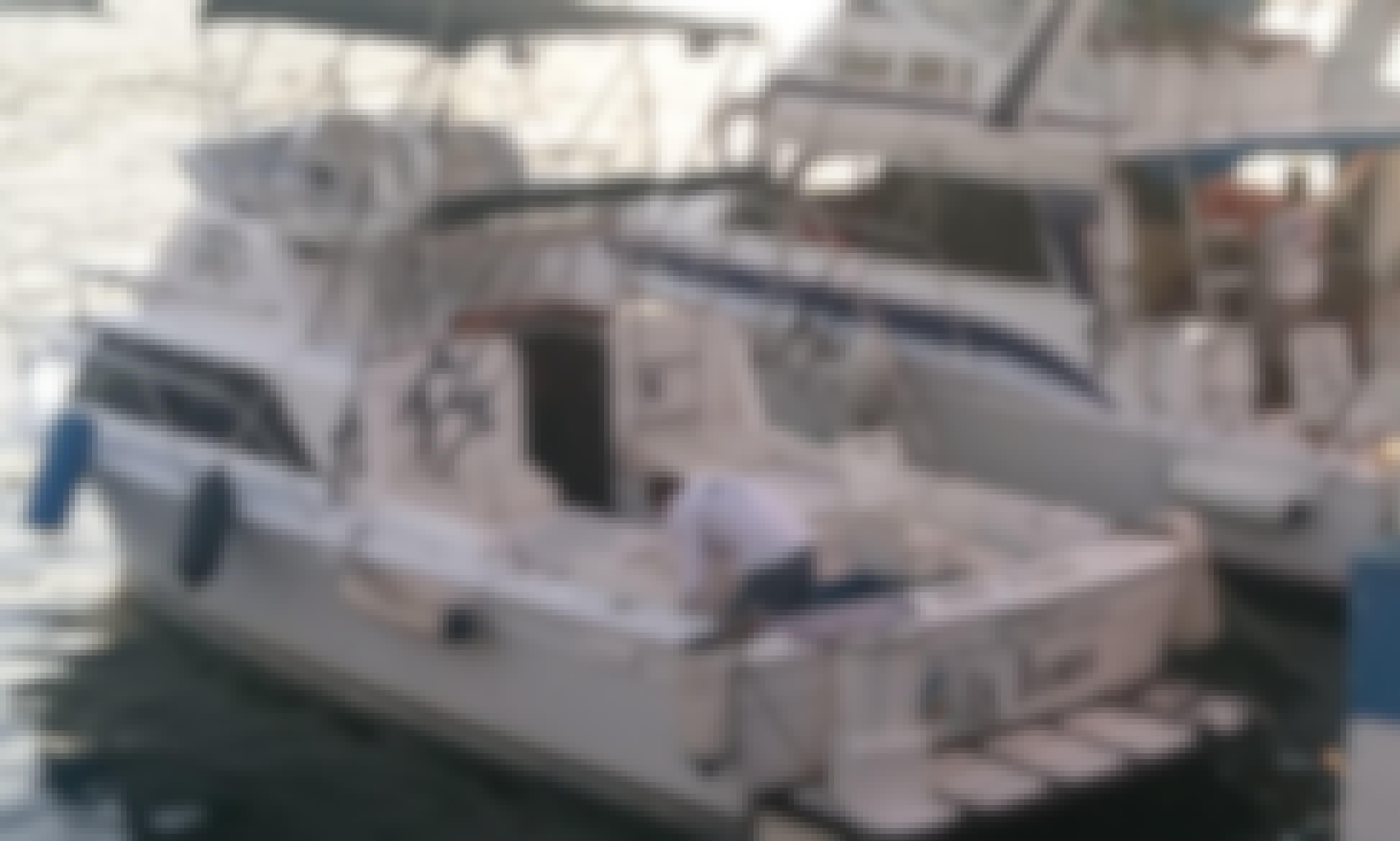 Bamba  Sportfishing Fishing, 31ft  Boat