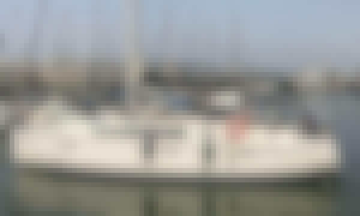 "46' Bavaria ""Sea U 1"" Sailboat with Crew in Haifa, Israel"
