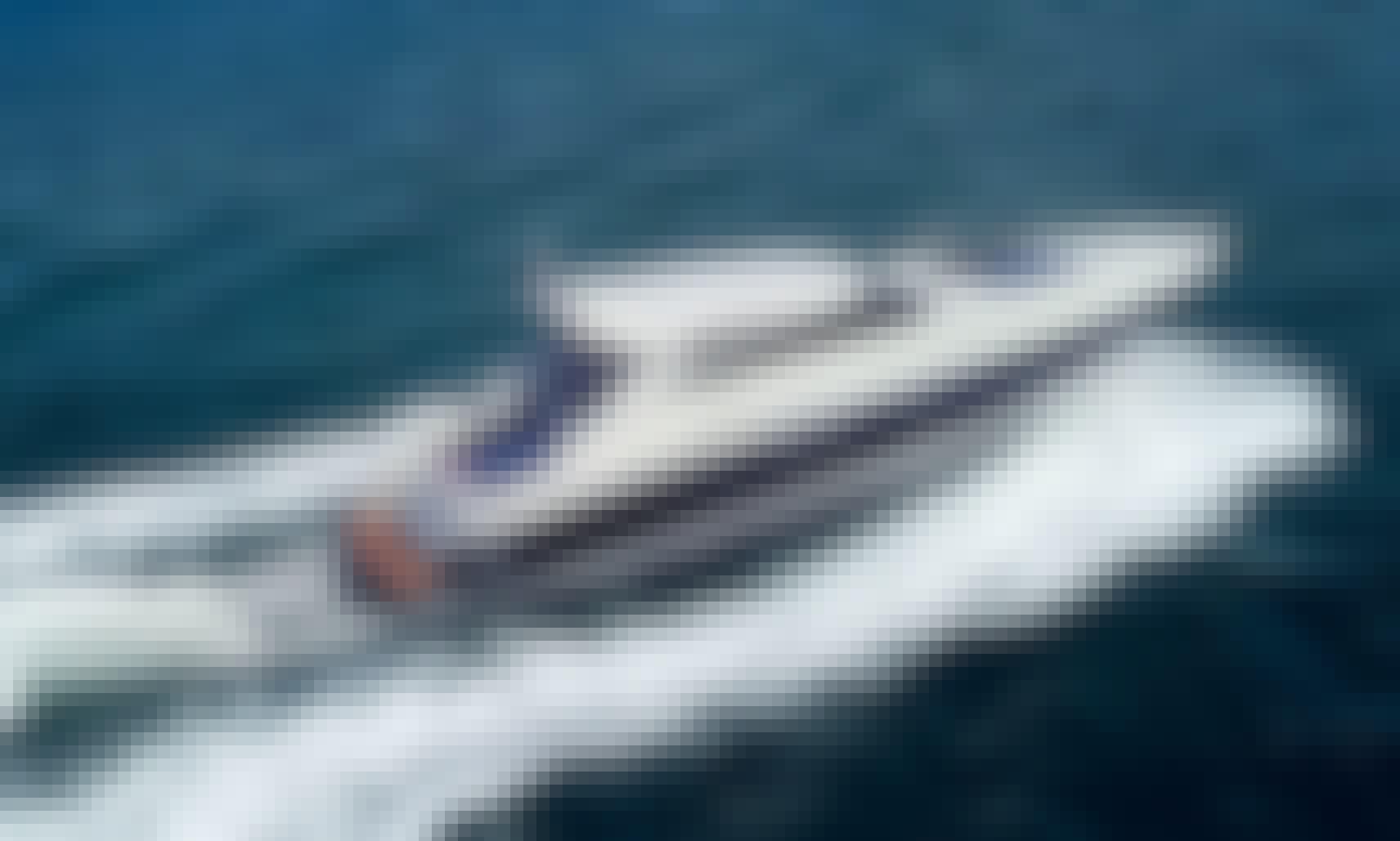 58ft Princess v58 Luxury Yacht Charter in t. Thomas, U.S. Virgin Islands