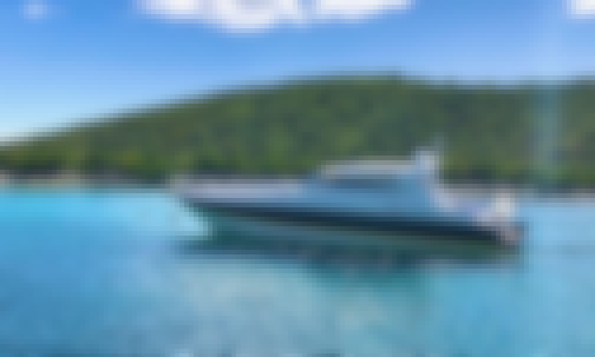 58 ft Yacht Day Charter in Cruz Bay, St John