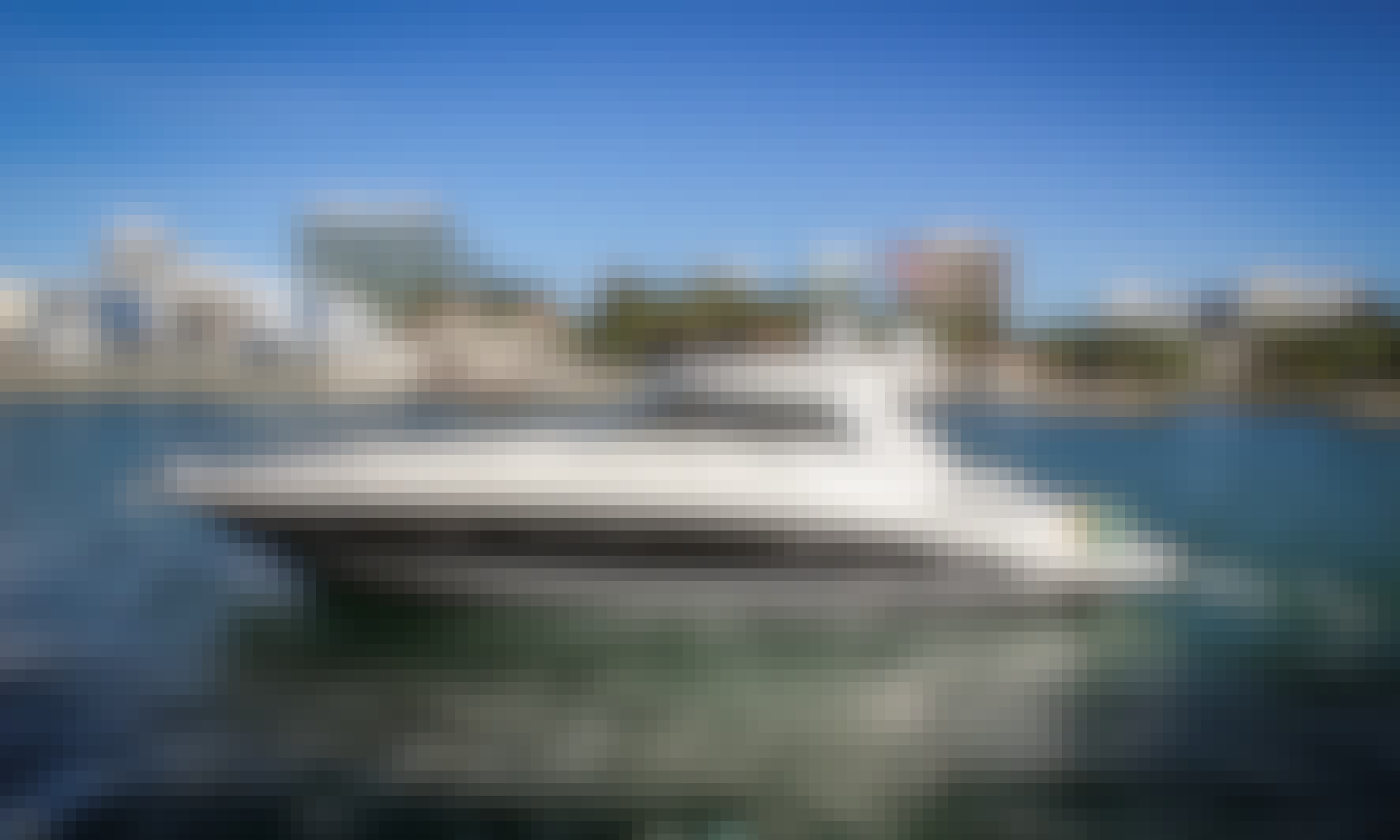 Boating Rental on Sea Ray 450 Sundancer - Luxury & Affordable in Miami Beach