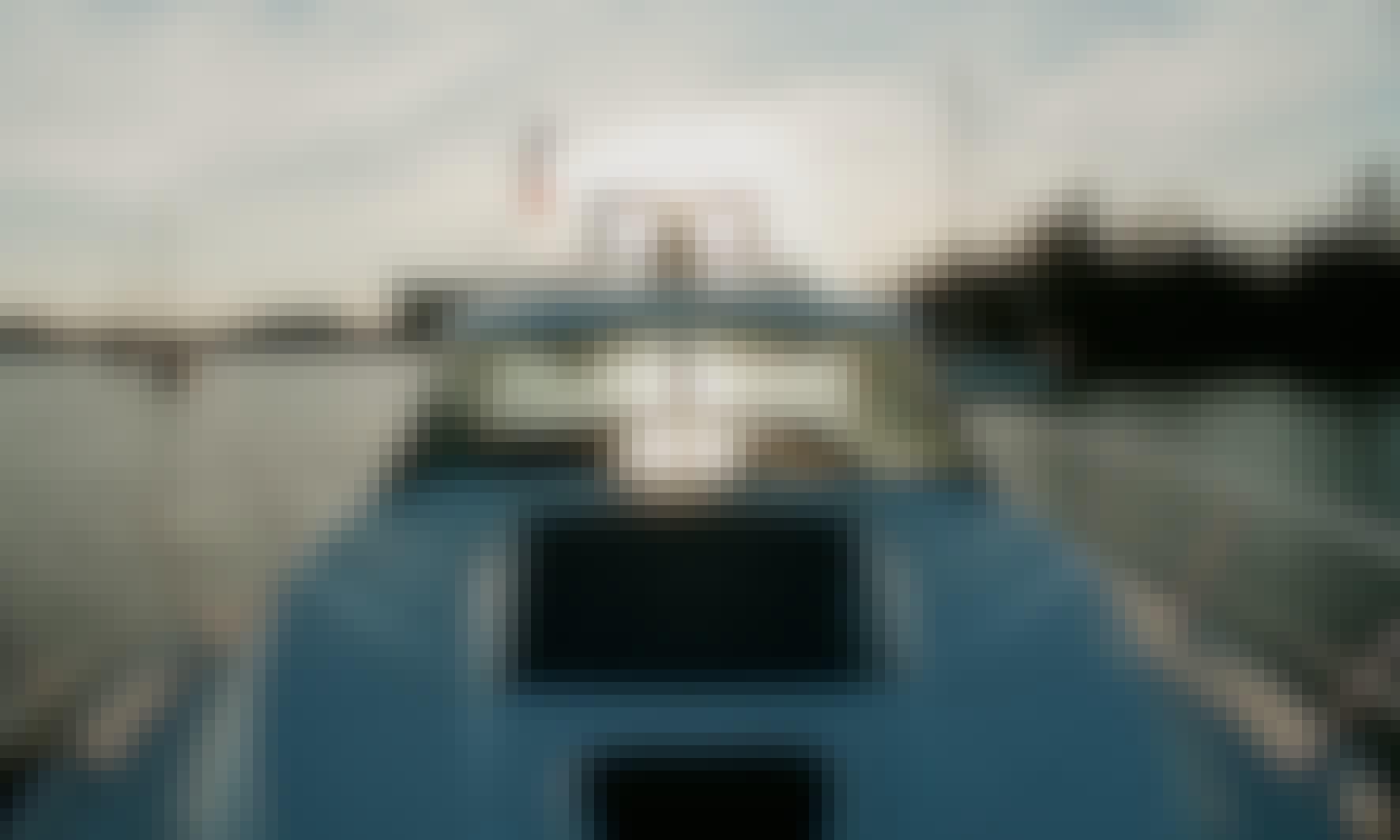 Boating Rental on Sea Ray 450 Sundancer - Luxury & Affordable in Miami Beach