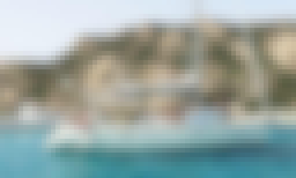 Cruise Sicily to Egadi's Islands with Jeanneau Sun Odyssey 51 Sailing Yacht from Tropea, Sicilia