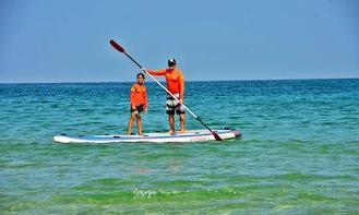 Stand Up Paddleboard Rental in Tel Aviv-Yafo, Israel