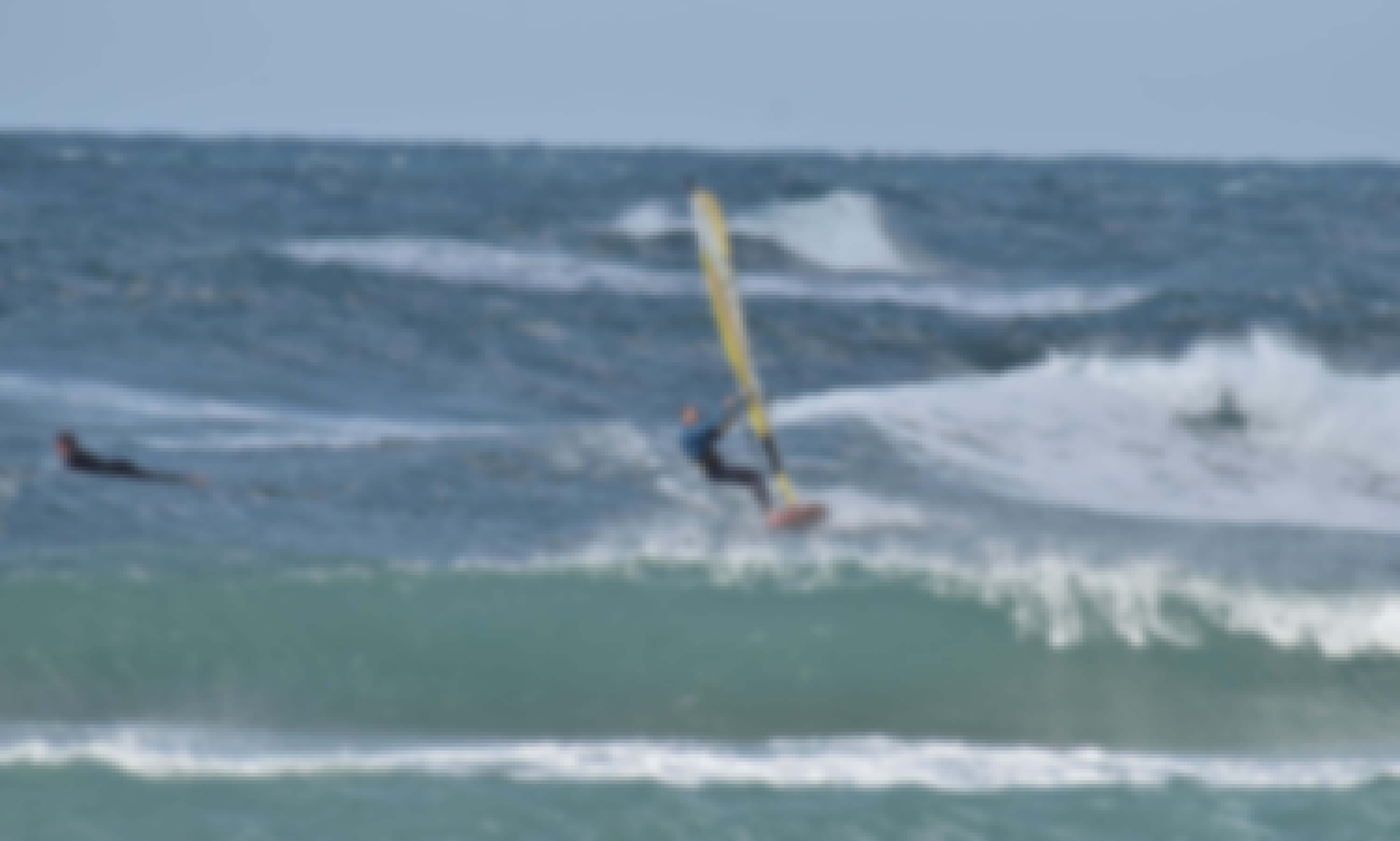 Windsurfing Private Lesson in Tel Aviv-Yafo, Israel