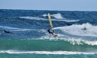 Windsurfing Private Lesson in Tel Aviv-Yafo, Israel