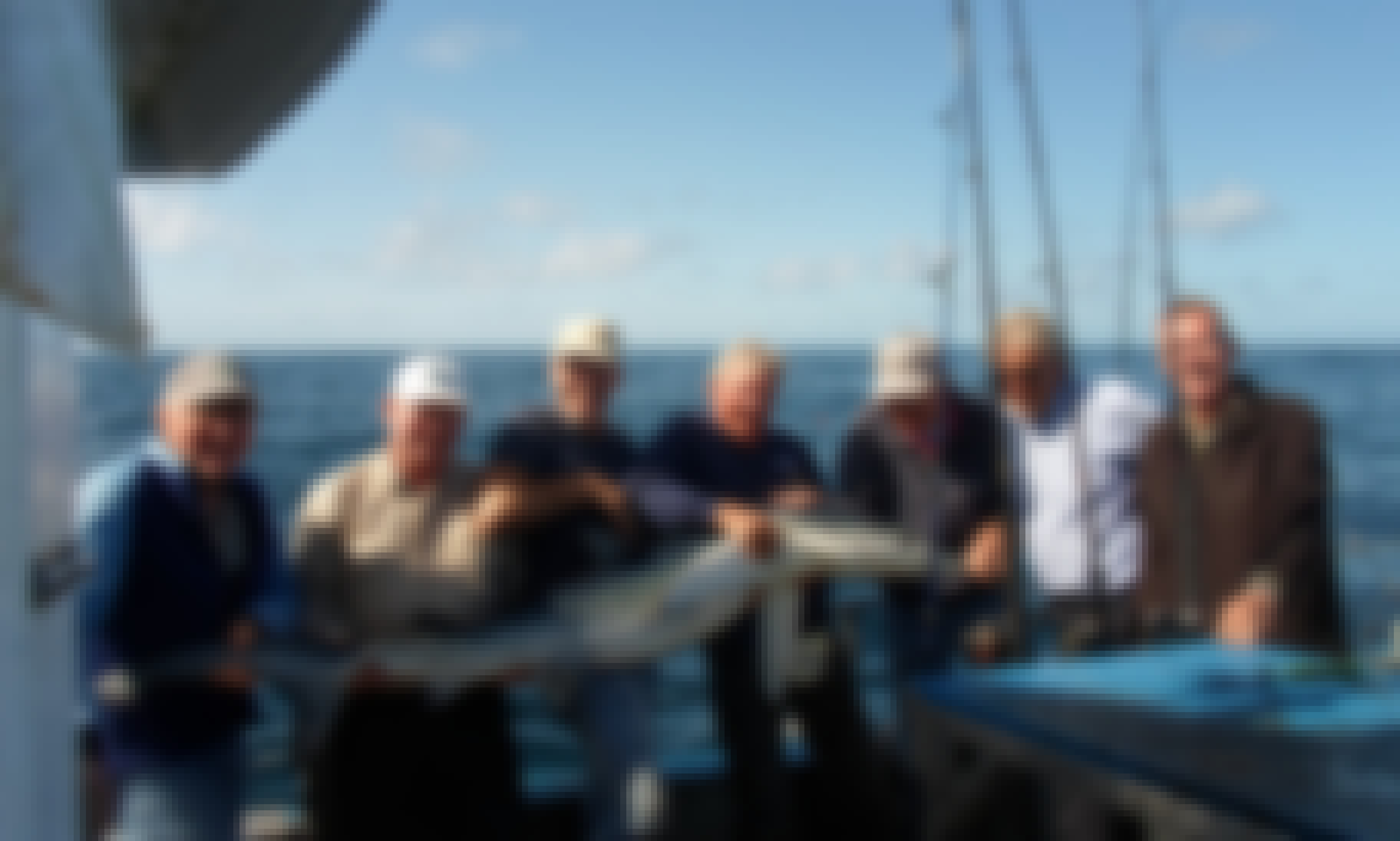 """43 """"Maighdean Mara"""" Aquastar Fishing Yacht Charter With Captain Kevin In Galway, Ireland"""