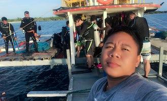 Liveaboard Trip to Apo Reef in Coron