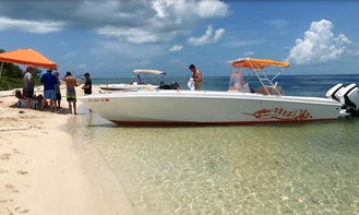 Experience the Best of Keywest, Florida on 30ft Scarab Boat!