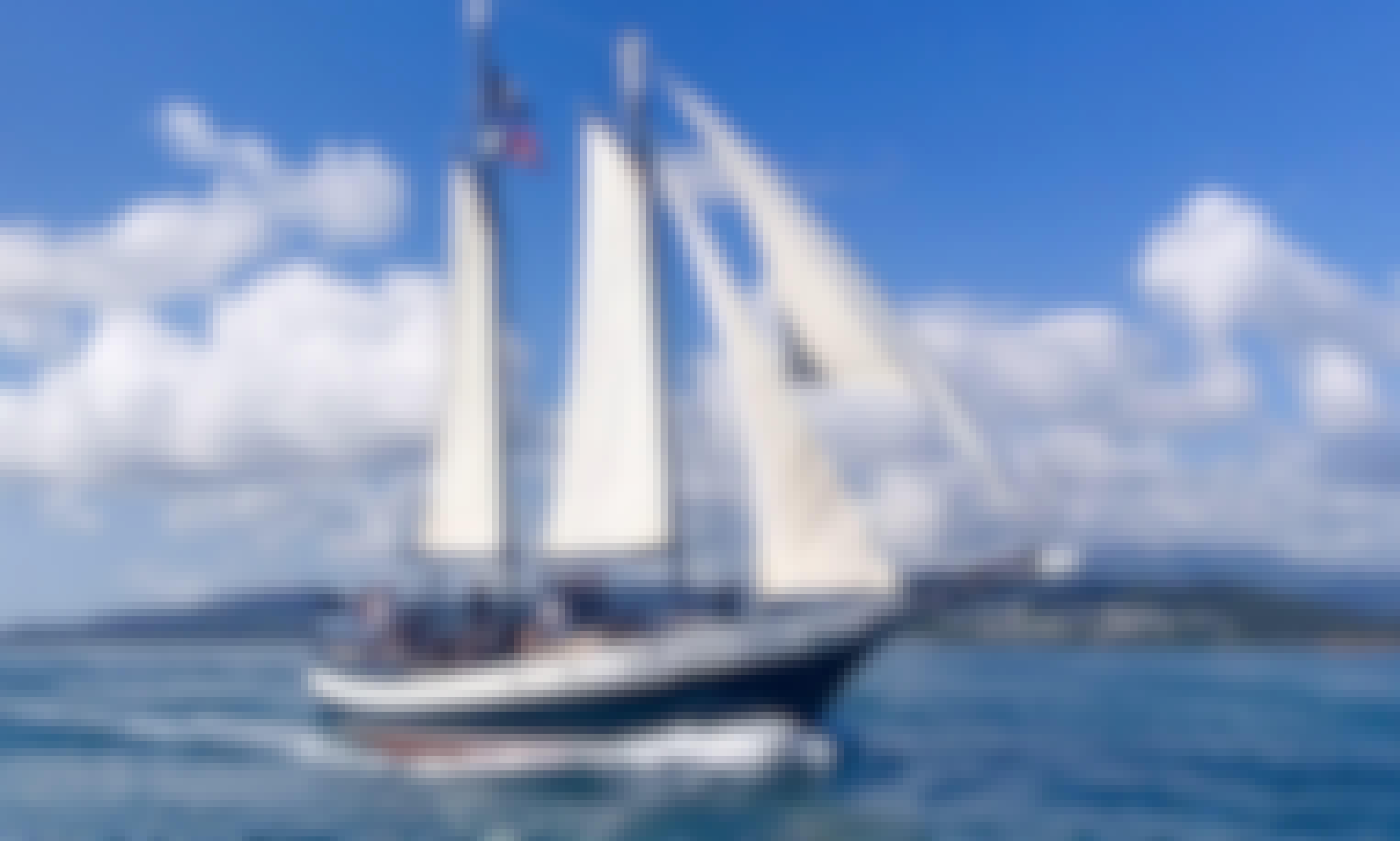 Calico Jack Pirate Ship Day Charter in Fajardo, Puerto Rico