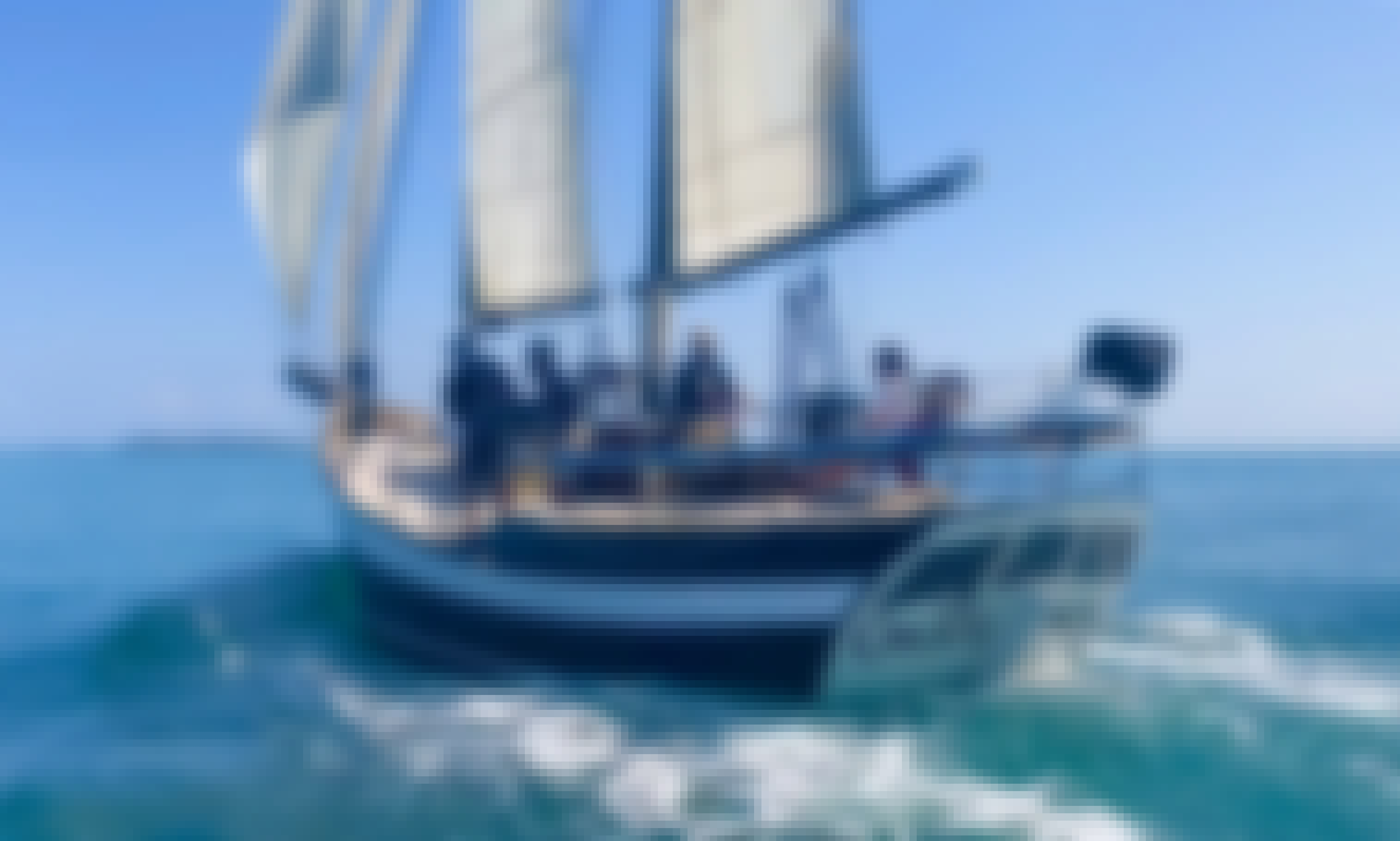 Calico Jack Pirate Ship Day Charter