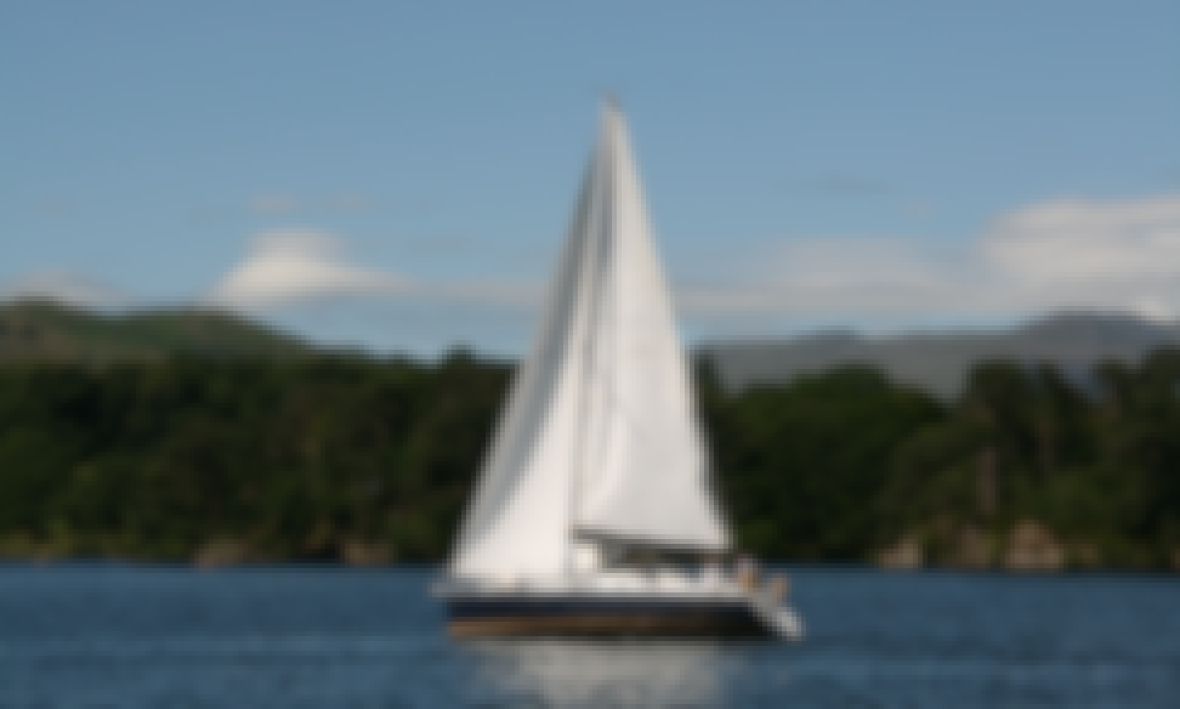 Sail and dine in Bowness-on-Windermere
