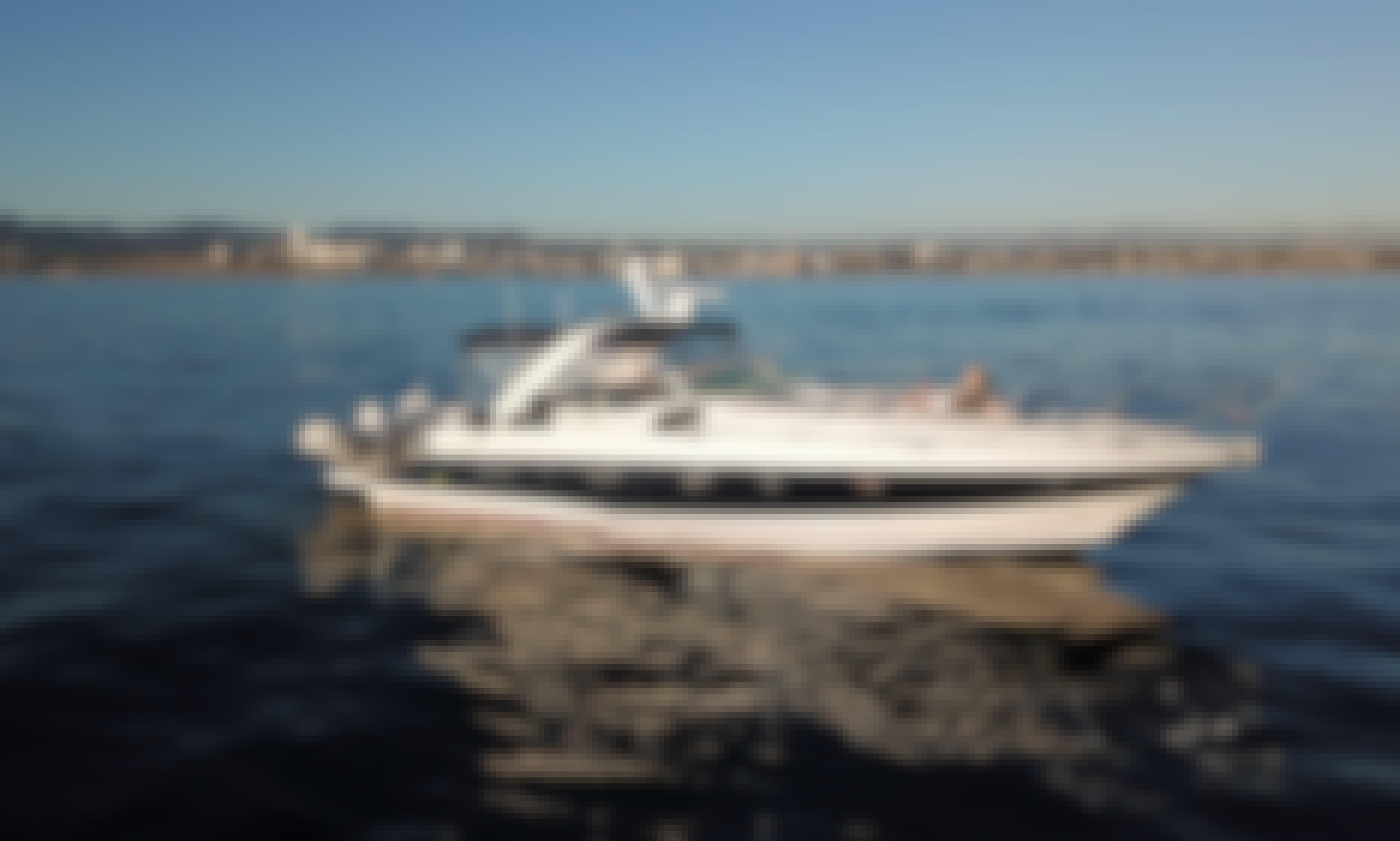 47' Doral Alegria Ocean Cruiser in Marina del Rey