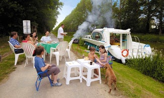 2011 Sixto Canal Boat Rental in Saverne, France