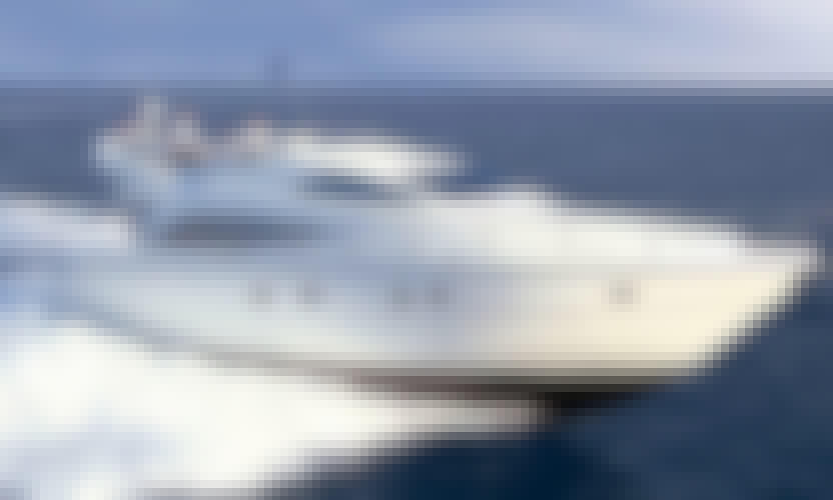 Aicon 56 Private Yacht In Dubai!