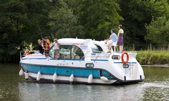 Hire the Confort 900 DP Canal Boat in Saverne, France