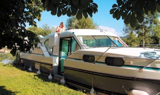 Hire the Confort 1350 VIP Canal Boat in Saverne, France