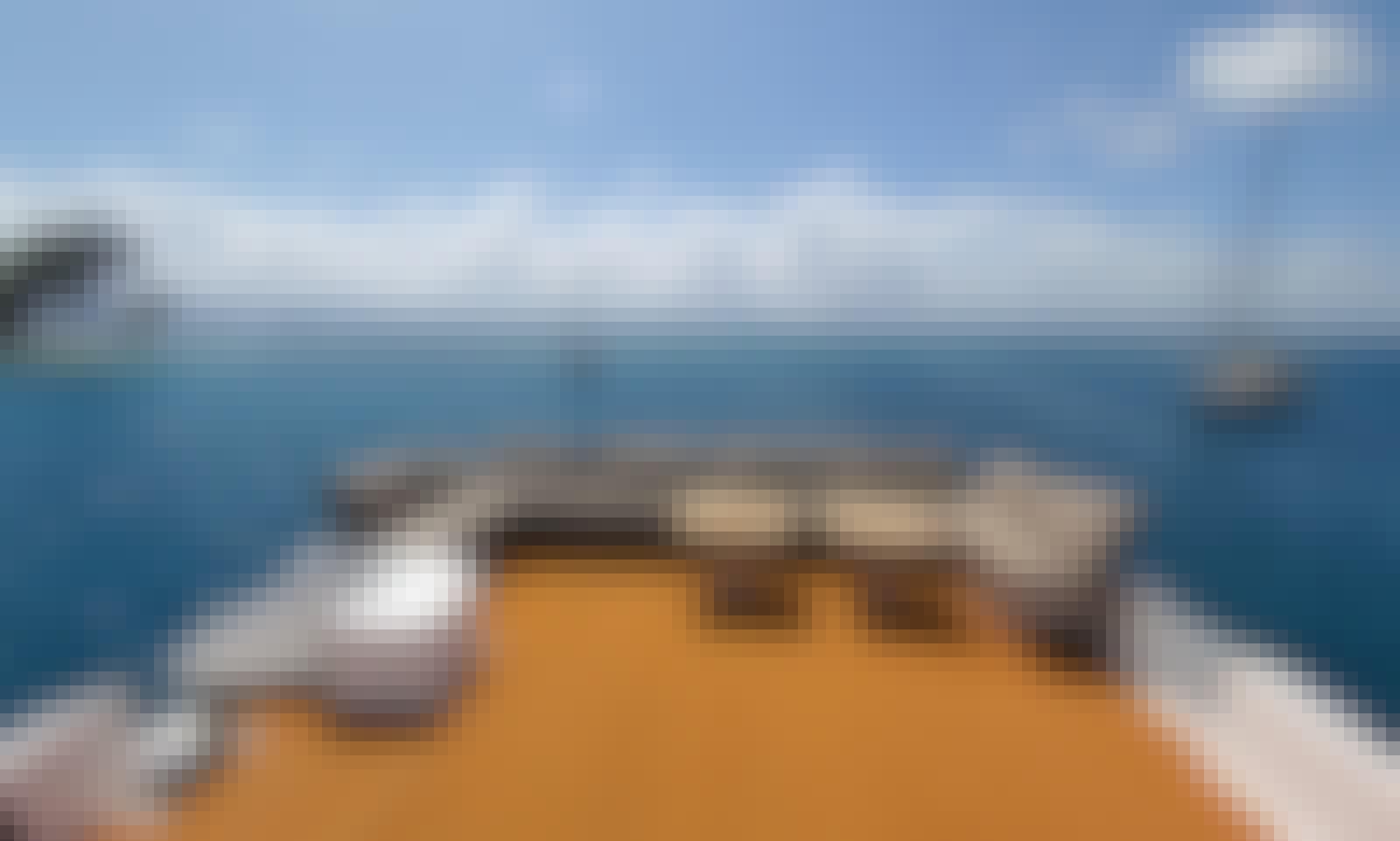 58' Fuckin-Bueno Ipanema Power Catamaran Rental in San Blas, Panama