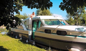 See the Great Canal's of Brittany Region on Confort 1350 B Canal Boat based in Glénac