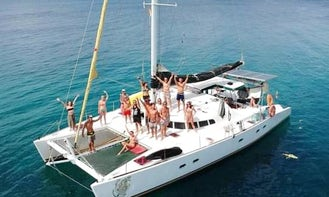 Book a Party-Boat Between Panama and Colombia