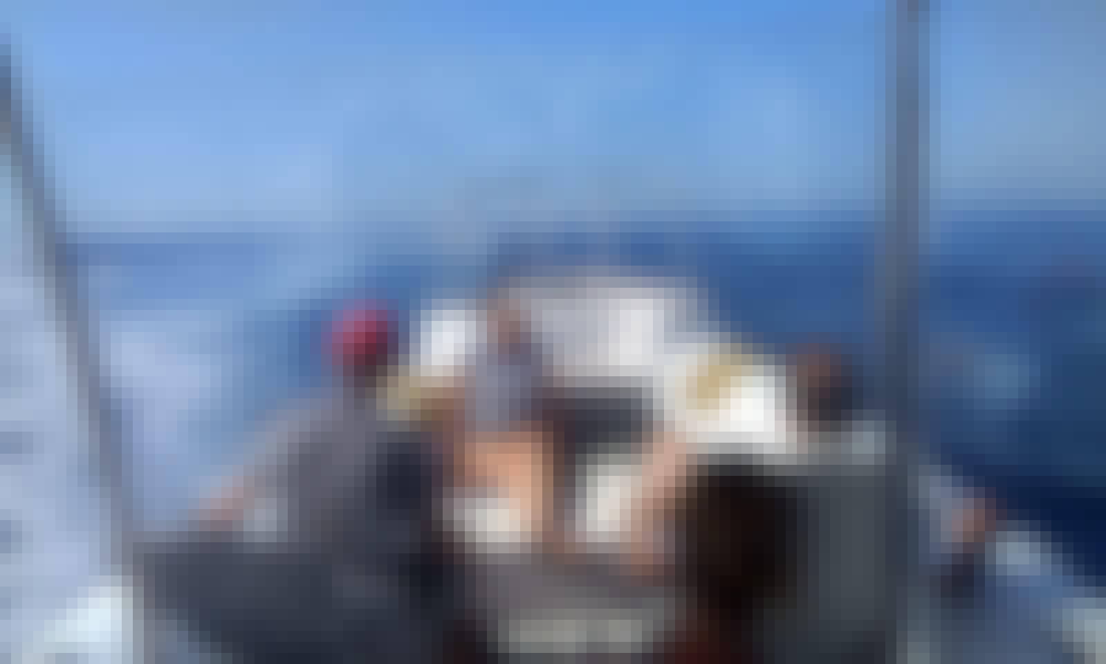 Rent a 12 person a Rigid Inflatable (RIB) Boat in Split, Croatia
