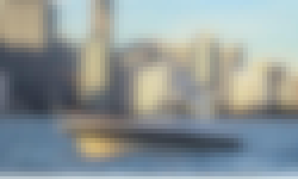 Enjoy Affordable Luxury Aboard 40' Larson Cabrio Motor Yacht