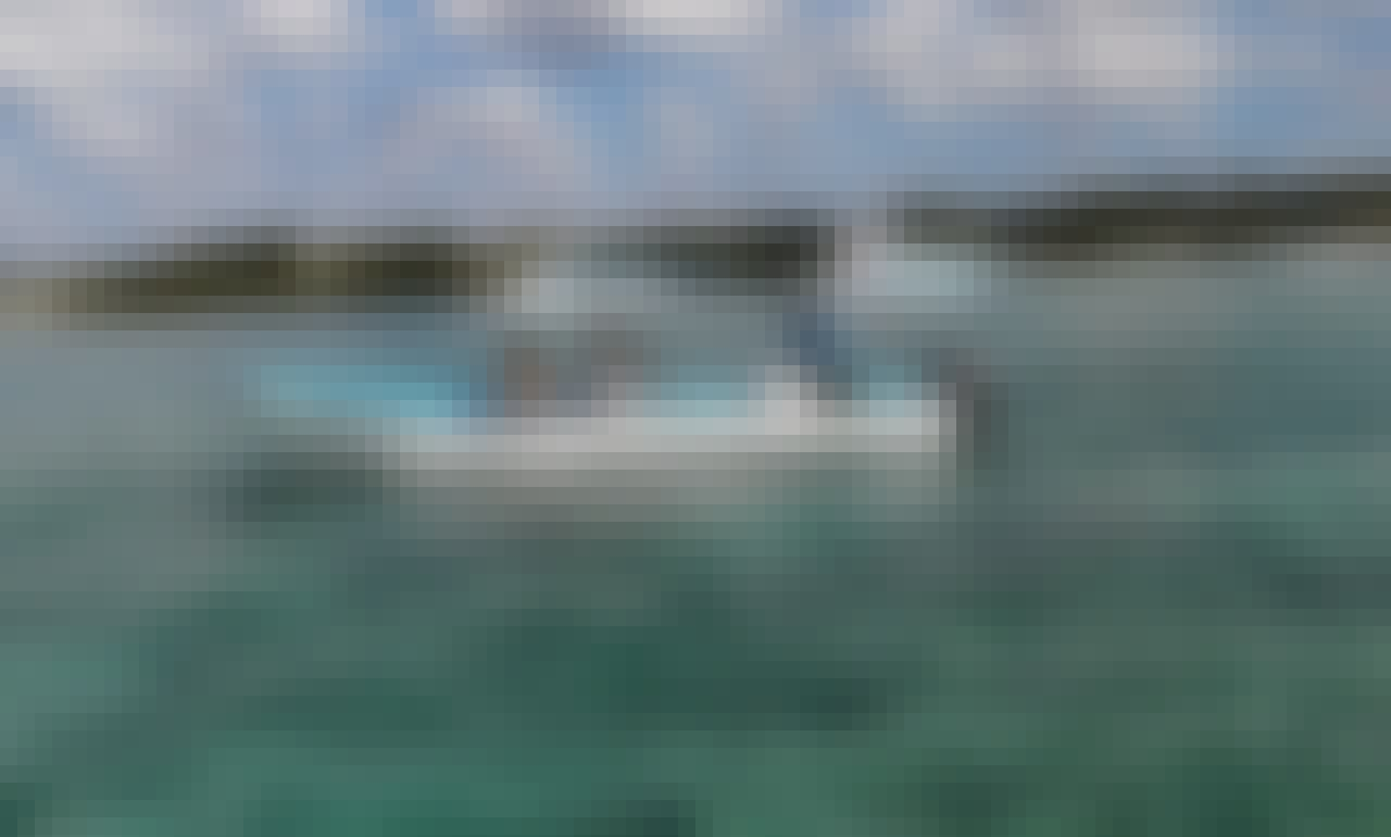 Private Power Boat For Saona Island Bayahibe Rd