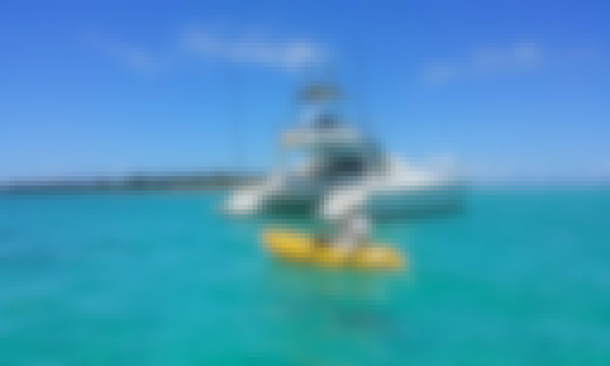 Zanzibar Day Yacht Charter Catamaran