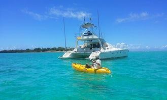 Zanzibar Yacht Charter Catamaran (DAY CHARTERS)