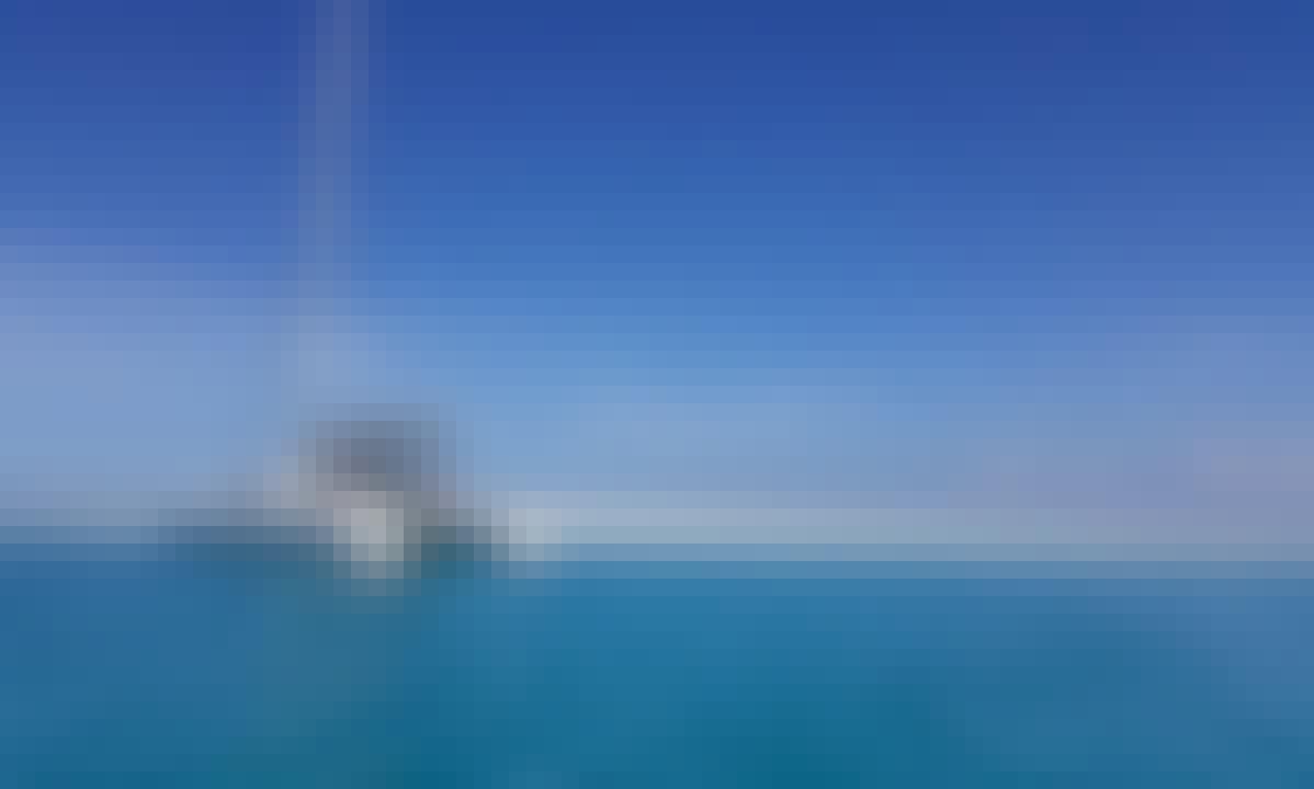 Zanzibar Yacht Charter Catamaran