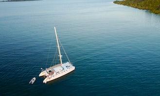 Zanzibar Yacht Charter Catamaran (LIVEABOARD)