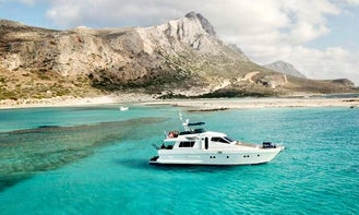 Explore more in Chania, Greece On 58ft