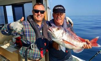 Fishing Adventure in Portugal (Sesimbra/Setúbal)