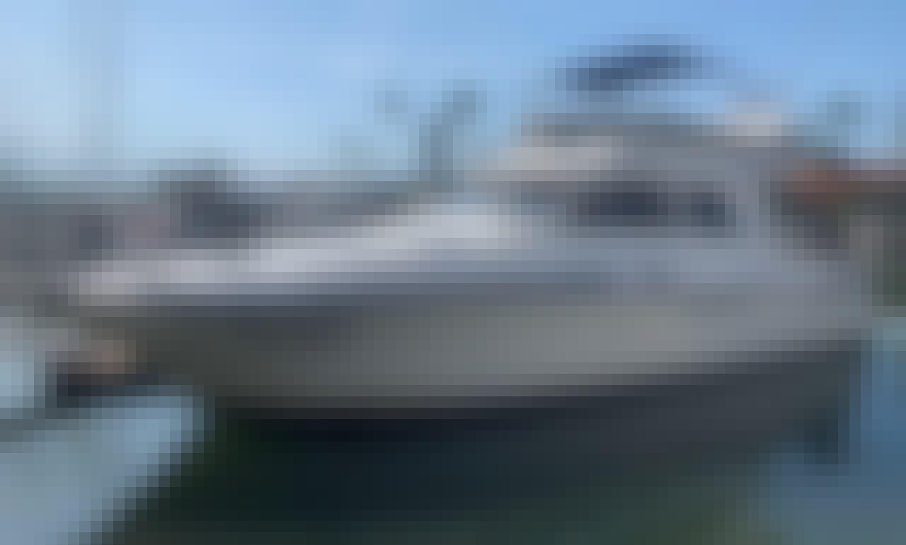 "50ft ""K-Liza"" Sea Ray Motor Yacht Rental in Puerto Vallarta, Jalisco"