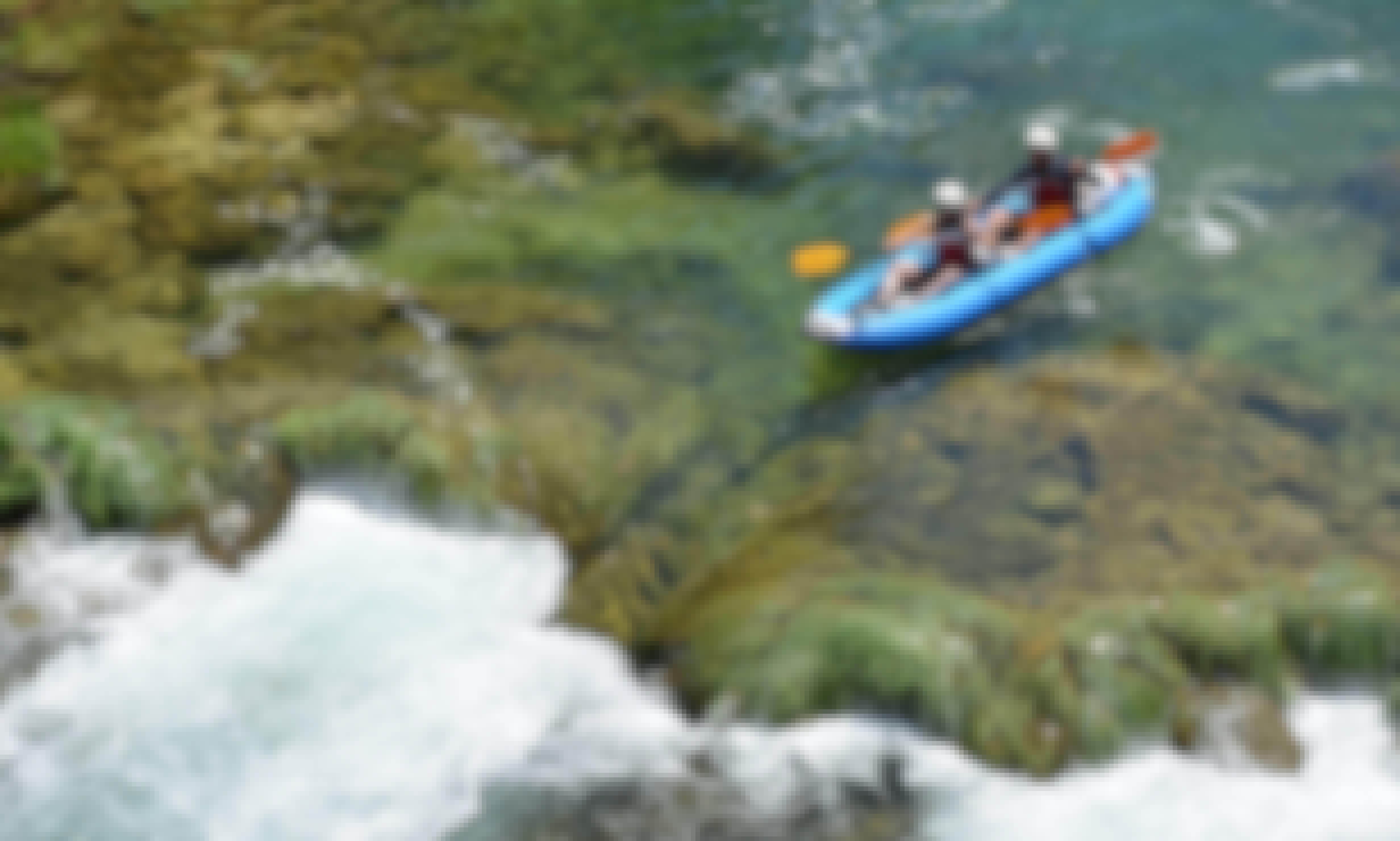 Zrmanja Canoe Safari
