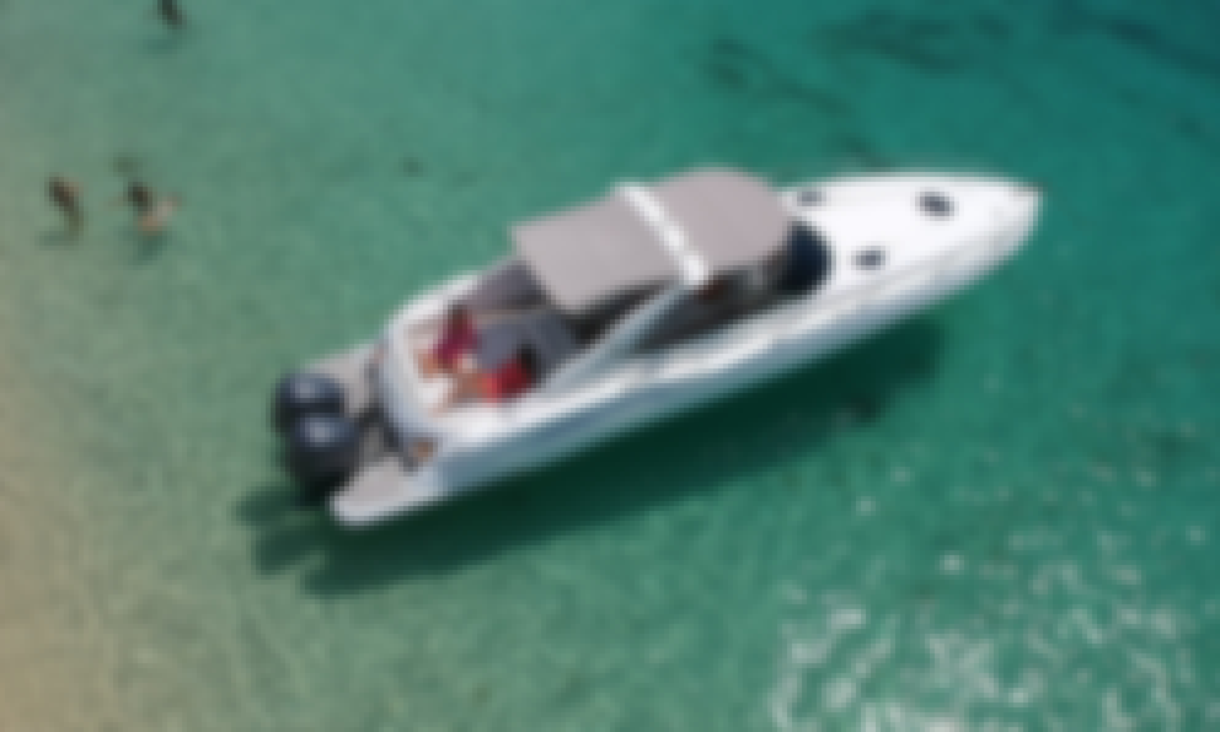 Famous Sunseeker Superhawk 40 Motor Yacht in Sint Maarten