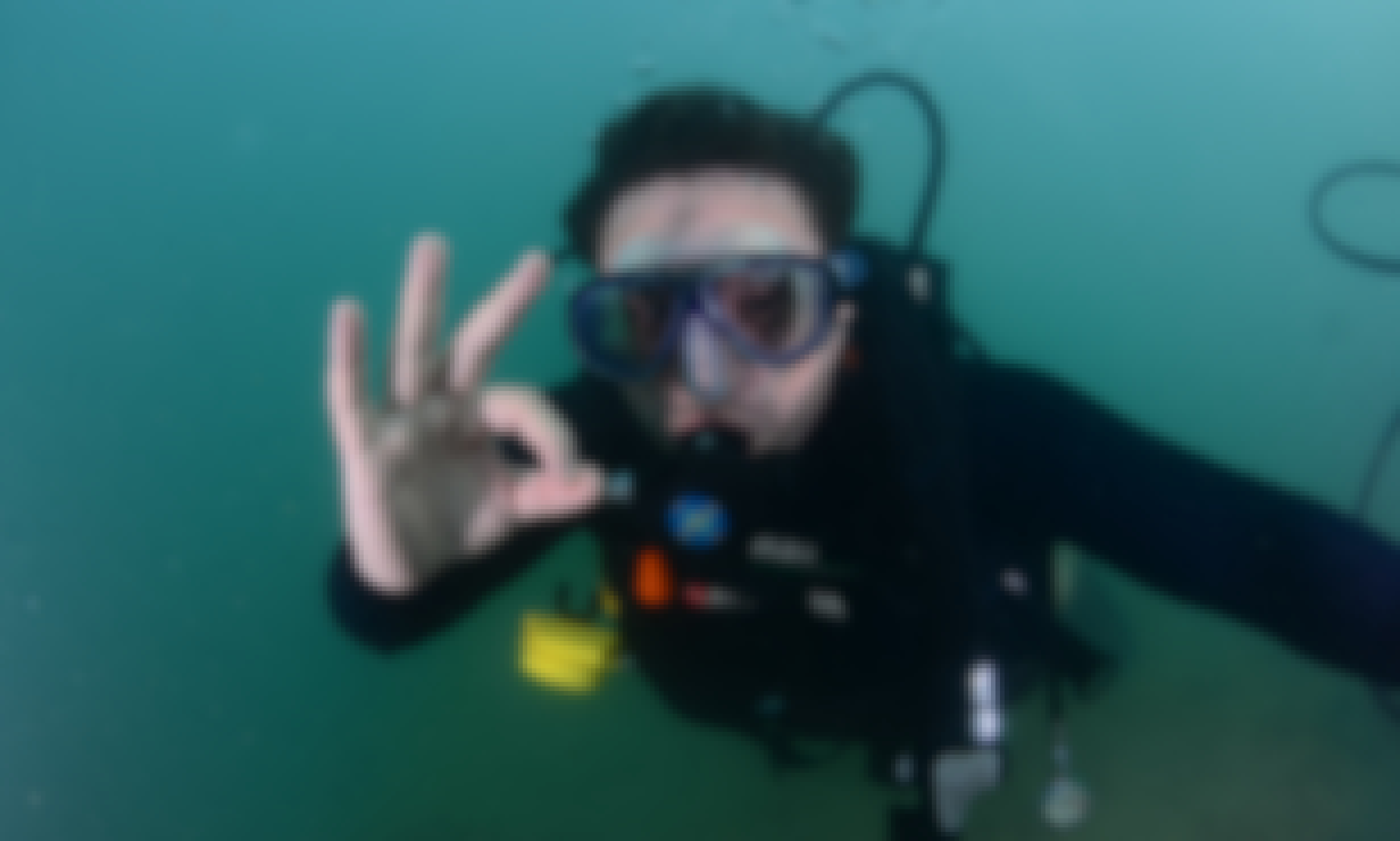 2 Hours Discovery Scuba Diving in Alagoas, Brasil!